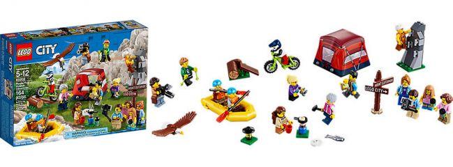 LEGO 60202 Stadtbewohner Outdoor-Abenteuer | LEGO CITY