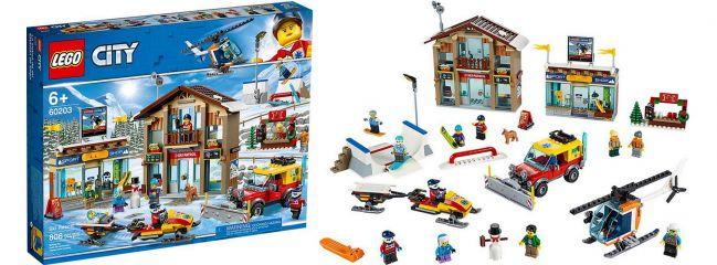 LEGO 60203 Ski Resort | LEGO CITY