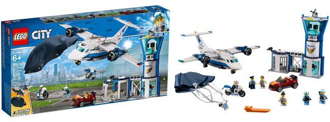 LEGO 60210 Polizei Fliegerstützpunkt | LEGO CITY
