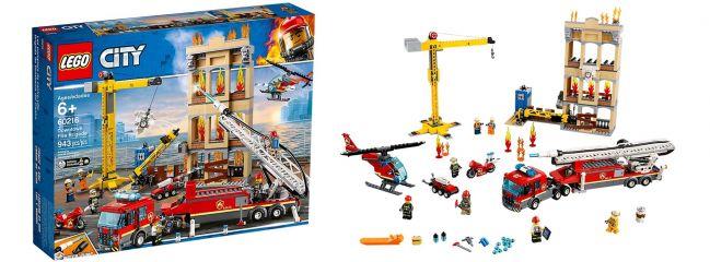 LEGO 60216 Feuerwehr in der Stadt | LEGO CITY