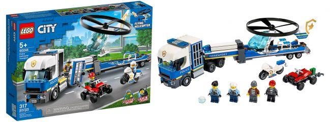 LEGO 60244 Polizeihubschrauber | LEGO CITY