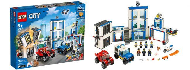 LEGO 60246 Polizeistation | LEGO CITY