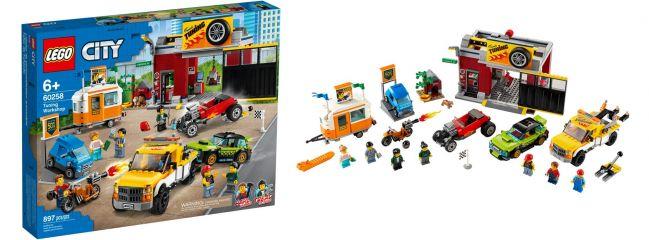 LEGO 60258 Tuning Werkstatt | LEGO CITY