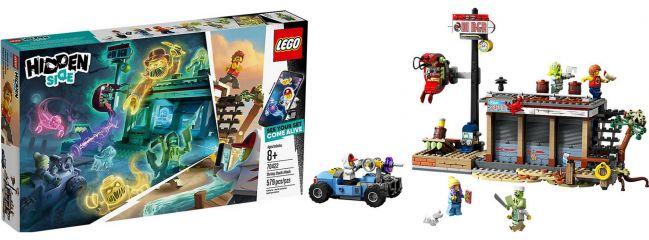 LEGO 70422 Angriff auf die Garnelenhütte   LEGO HIDDEN SIDE