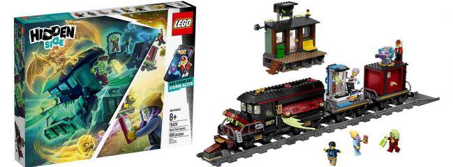 LEGO 70424 Geister-Expresszug   LEGO HIDDEN SIDE