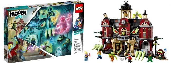 LEGO 70425 Newburys spukende Schule | LEGO HIDDEN SIDE