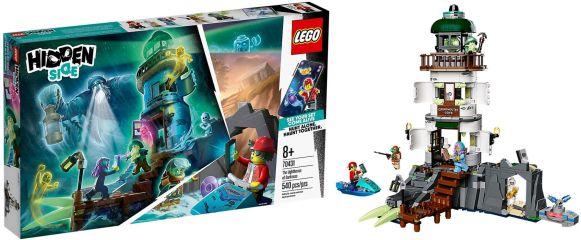 LEGO 70431 Der Leuchtturm der Dunkelheit   LEGO HIDDEN SIDE