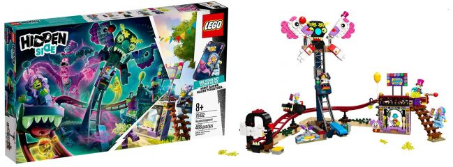 LEGO 70432 Geister Jahrmarkt   LEGO HIDDEN SIDE