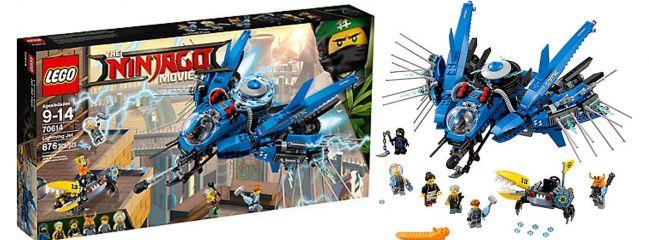 LEGO 70614 Jays Jet-Blitz | LEGO NINJAGO