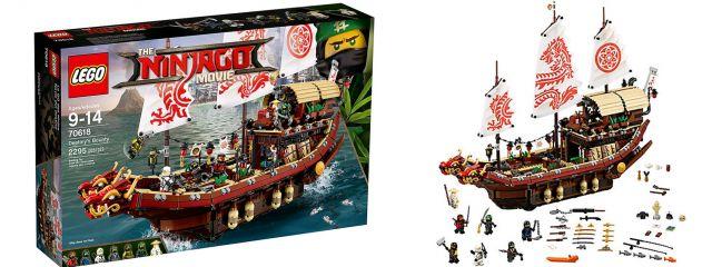 ausverkauft | LEGO 70618 Ninja-Flugsegler | LEGO NINJAGO