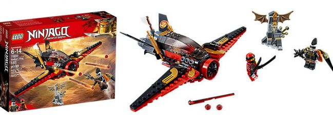 LEGO 70650 Flügel-Speeder | LEGO NINJAGO