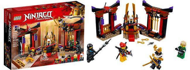 LEGO 70651 Duell im Thronsaal | LEGO NINJAGO