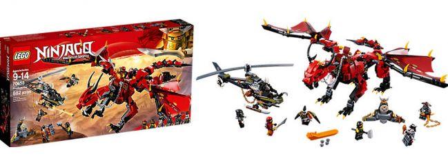 ausverkauft | LEGO 70653 Mutter der Drachen | LEGO NINJAGO