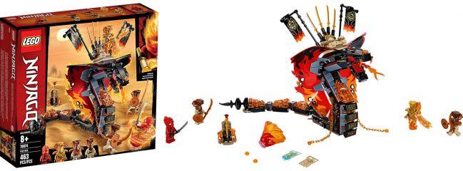LEGO 70674 Feuerschlange | LEGO NINJAGO
