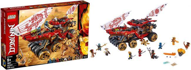 LEGO 70677 Wüstensegler | LEGO NINJAGO