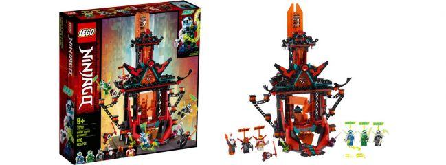 LEGO 71712 Tempel des Unsinns | LEGO NINJAGO