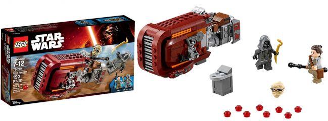 LEGO 75099 Rey's Speeder | LEGO STAR WARS