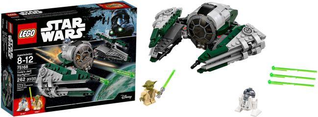 LEGO 75168 Yoda's Jedi Starfighter | LEGO STAR WARS