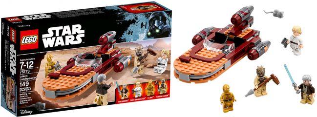 LEGO 75173 Lukes Landspeeder   LEGO Star Wars