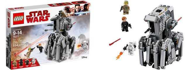LEGO 75177 First Order Heavy Scout Walker | LEGO STAR WAS