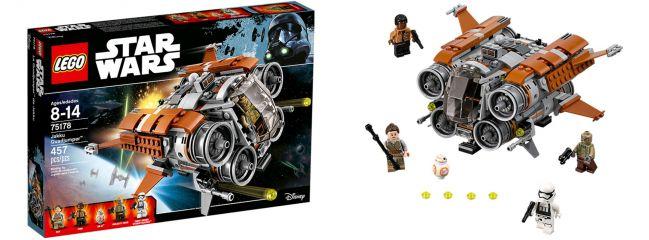 LEGO 75178 Jakku Quadjumper | LEGO STAR WARS