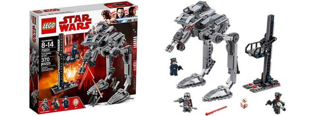 LEGO 75201 First Order AT-ST | LEGO STAR WARS