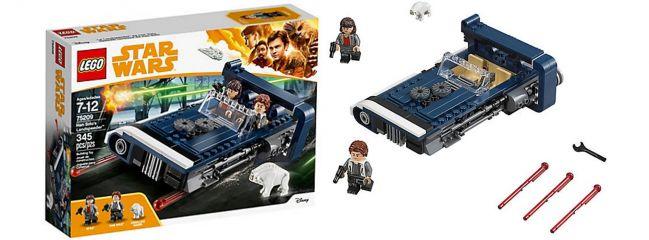 LEGO 75209 Han Solos Landspeeder | LEGO STAR WARS