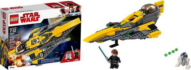 LEGO 75214 Anakins Jedi Starfighter | LEGO Star Wars