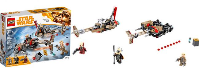 LEGO 75215 Cloud Rider Swoop Bikes | LEGO Star Wars