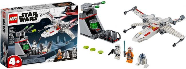 LEGO 75235 X-Wing Starfighter Trench Run | LEGO STAR WARS