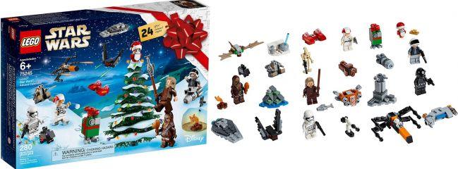 LEGO 75245 Star Wars Adventskalender 2019 | LEGO STAR WARS