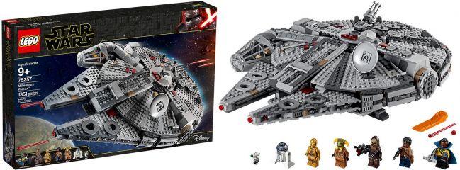 LEGO 75257 Millenium Falcon | LEGO STAR WARS