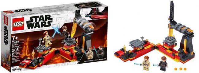 LEGO 75269   Duell auf Mustafar   LEGO STAR WARS