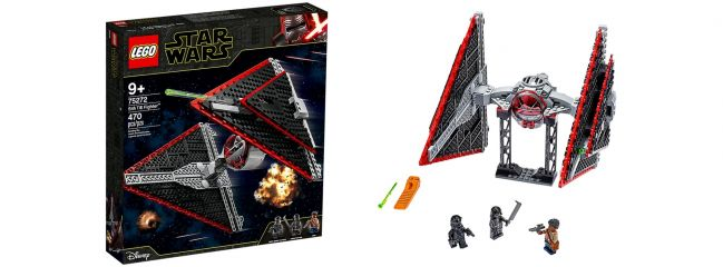 LEGO 75272 Sith TIE Fighter | LEGO STAR WARS