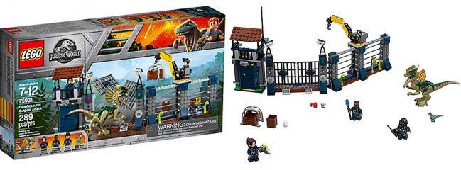 LEGO 75931 Angriff des Dilophosaurus | LEGO Jurassic World