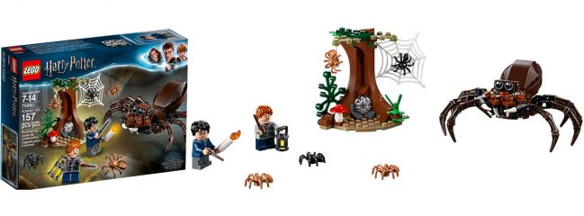 LEGO 75950 Aragogs Versteck | LEGO Harry Potter