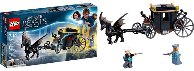 LEGO 75951 Grindelwalds Flucht | LEGO Harry Potter