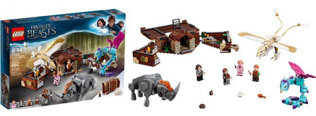LEGO 75952 Newts Koffer der magischen Kreaturen | LEGO Harry Potter