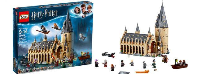 LEGO 75954 Die große Halle von Hogwarts | LEGO Harry Potter