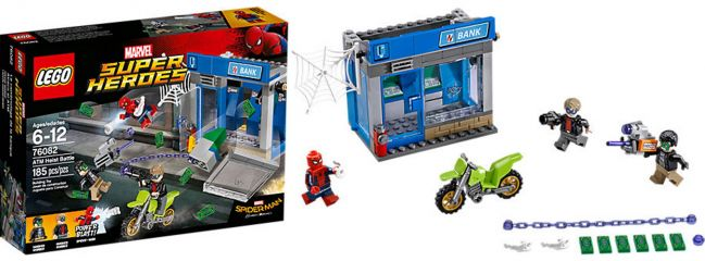 LEGO 76082 Action am Geldautomaten | LEGO SUPER HEROES MARVEL