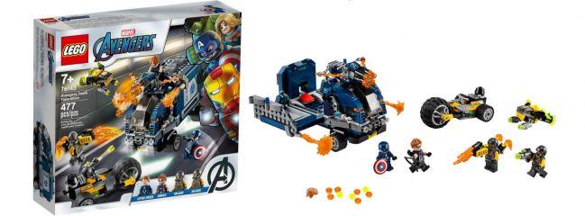 LEGO 76143 Avengers Truck-Festnahme | LEGO MARVEL