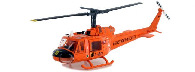 LEMKE LC51100 Bell UH-1D Katastrophenschutz   Hubschraubermodell 1:87