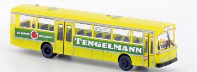 LEMKE LC4023 MB O 307 Überlandbus DB gelb Tengelmann | Bus-Modell 1:160