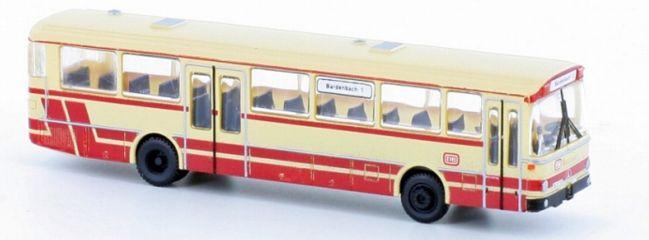 LEMKE LC4018 MB O 307 Deutsche Bundesbahn creme / rot | Bus-Modell 1:160
