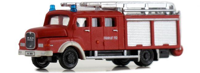 LEMKE LC4220 MAN LF 16 Löschgruppenfahrzeug   Blaulichtmodell 1:160