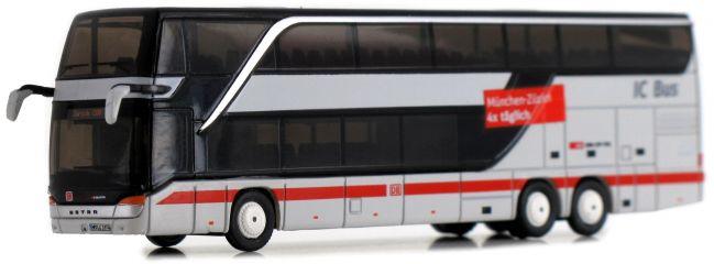 LEMKE LC4461 SETRA S431 DT DB München - Zürich | Bus-Modell 1:160