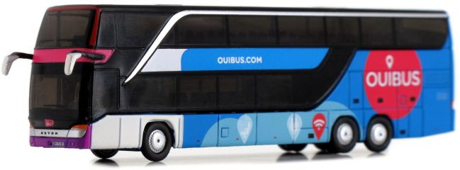 LEMKE LC4472 SETRA S431 DT SNCF Ouibus | Bus-Modell 1:160