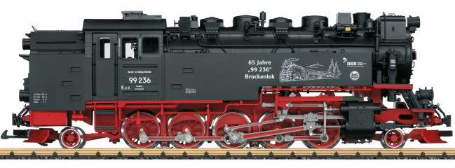 LGB 26817 Dampflok 99 236 Brockenlok HSB   mfx/DCC Sound   Spur G