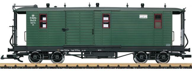 LGB 30323 Gepäckwagen S.St.E. | Spur G