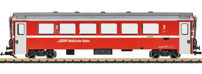 ausverkauft | LGB 30514 Schnellzugwagen 2.Kl. EW IV B RhB | Spur G